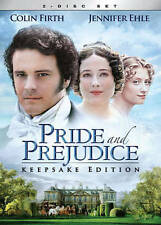 Pride and Prejudice (Mini-Series) [Keepsake Edition] New DVD