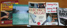 SELECTION OF 6 MARINE BOOKS FROM ADLARD COLES