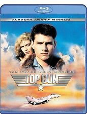 TOP GUN (BLU-RAY) LIKE NEW.