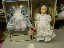 "#21-Robin Wood ""Alice's Adventures"" Collection - Doll, Clothing, Trunk"
