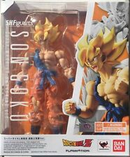 S H Figuarts Super Saiyan Son Goku Warrior Awakening Ver DragonBall Z Bandai NEW