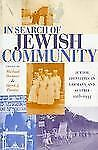 In Search of Jewish Community : Jewish Identities in Germany and Austria,...