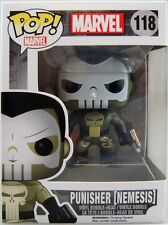 Funko pop! Marvel-The Punisher (némesis) #7509