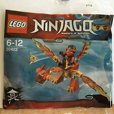 LEGO 30422 KAI'S MINI DRAGON BRAND NEW SEALED POLYBAG NINJAGO