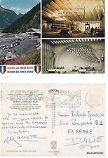 # TUNNEL DI MONT BLANC- TRAFORO   1966