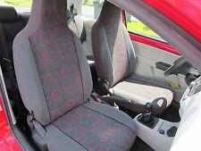 Maß- Schonbezüge Pilotsitze VW Up Seat Mii Skoda Citigo