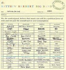 There's Me And There's You by The Matthew Herbert Big Band