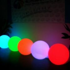 LED 7 Color Changing Mood Ball Night Glow Lamp Light Home Decor Party Nightlight