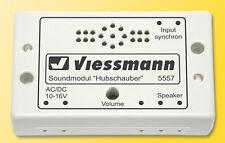 Viessmann 5557 Soundmodul Hubschrauber #NEU OVP#