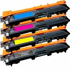 4 Pack TN-221BK TN-225 Color Toner Set For Brother HL-3140CW, HL-3170CDW