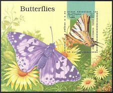 Somalia 1998 Butterflies/Insects/Nature/Conservationj/Butterfly 1v m/s ref:b5301