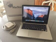 "MacBook Pro 13"" with box 8GB Ram 500GB Hard Drive"