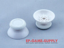 2x White Thumbstick Replacement for PS4 PlayStation 4 DualShock Controller