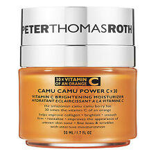 PETER THOMAS ROTH Camu Camu Vitamin C Brightening Moisturizer 1.7oz New in Box!!
