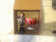 Fred the Tap Dance Entertainer  Tin Toy Wind Up clockwork Mech New Tin Treasure