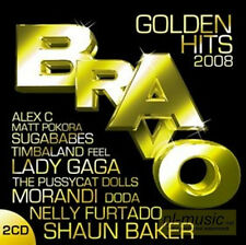 = BRAVO GOLDEN HITS 2008 / 2 CD sealed from Poland