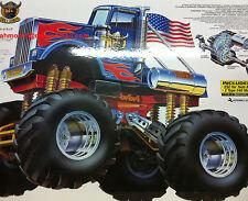Tamiya 58535 1/10 RC Bullhead tractor trucks (2012)