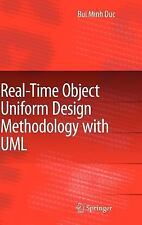 Real-Time Object Uniform Design Methodology with UML, , Bui Minh Duc, Very Good,