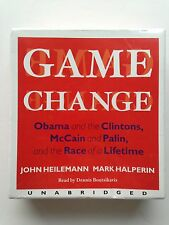 Game Change Obama and the Clintons McCain and Palin and the Race of a Lifetime