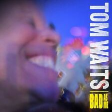 CD Tom Waits- bad as me 8714092715125