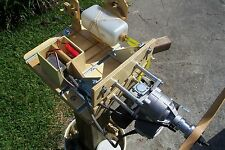 R/C ENGINE TEST/BREAK-IN STAND FOR 2 AND 4 CYCLE GLOW/GASOLINE BEAM OR RADIAL