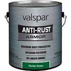 NEW GALLON VALSPAR 6394290 HUNTER GREEN ANTI-RUST INDUSTRIAL ENAMEL OIL PAINT