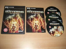 THE SUFFERING - TIES THAT BIND Pc Cd Rom 18 - FAST DISPATCH