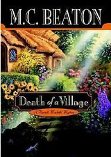 Death of a Village Hamish Macbeth Mysteries, No. 19