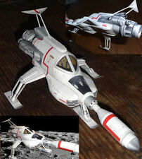 UFO Interceptor Lunar spacecraft 3D Paper model Paper model kit