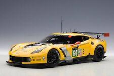 2015 Corvette C7.R Le Mans Winner in 1:18 Scale by AUTOart   81504