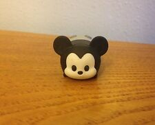 Disney Tsum Tsum Vinyl Figure Limited Edition Black & White Mickey (Ultra Lucky)