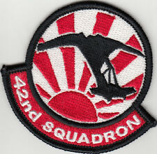 PARCHE   Space: Above and Beyond - 42nd SQUADRON JAPAN PATCH