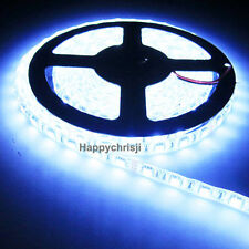24V Super Bright 5M 5050 Smd Cool White Waterproof 300 LED Flexible Strip Light