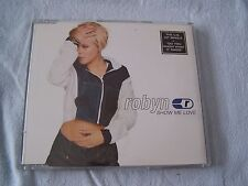 Show me love by Robyn CD Single 1997 Pop Vocal RCA