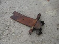 Cockshutt 30 rowcrop Tractor Original main gas tank mounting bracket to tractor