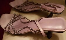 Nine West strappy sandals size 5.5