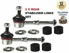 FOR MITSUBISHI CARISMA 1999 + SPACESTAR 1998-  2 X REAR STABILISER LINK BAR SET