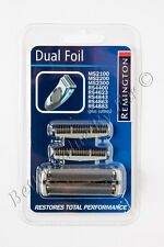 Remington Dual Foil Cutting Heads MS2290 MS2390  RS4400 RS4623 RS4843 RS 4863