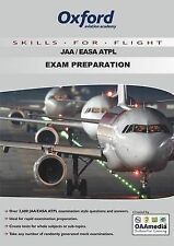 JAA ATPL Exam Preparation by Oxford Aviation Academy Limited (CD-ROM, 2004)