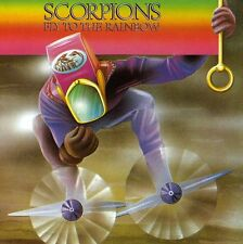 Scorpions - Fly to the Rainbow [New CD] Germany - Import