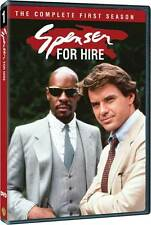 Spencer For Hire TV Series Complete First (1) Season DVD Box Set NEW!