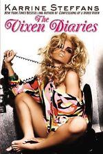 The Vixen Diaries - Karrine Steffans - HC w/DJ 1st EDITION 2007