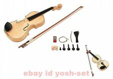 Suzuki SVG-544 handmade musical instruments violin kit 4/4 From Japan