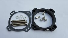 VW AUDI SEAT SKODA 2.0TFSI Throttle Body Spacer Water Methanol injection port-61