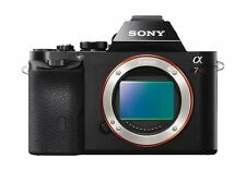 Sony Alpha a7R 36.4 MP Digital SLR 1080p HD Video Camera for all FE Lens