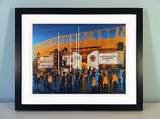 """Jack Kavanagh """"Molineux Estadio"""" Lobos Wolverhampton Wanderers enmarcado impresión"""