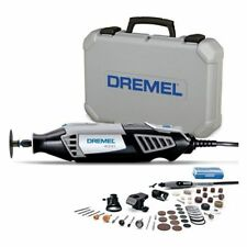 Dremel 4000-4/50 High Performance Rotary TOOL KIT-4 attachments + 50 accessories
