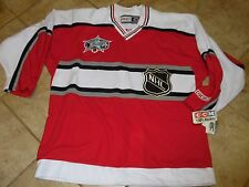 NHL ALL STAR COLORADO AVALANCHE HIGH QUALITY JERSEY-NEW WITH TAGS-SHIPS FAST!!