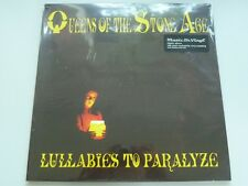 QUEENS OF THE STONE AGE - Lullabies to Paralyze **180g Vinyl-2LP**NEW**MOV**