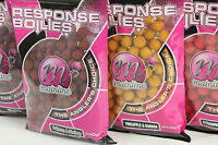 MAINLINE BAITS RESPONSE SHELFLIFE BOILIES 15MM 18MM 450g CARP FISHING BAIT NEW